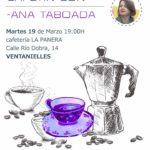Cafetín con Ana Taboada – Ventanielles