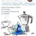 Cafetin con Nacho Fdez del Páramo – Olloniego