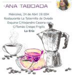 Cafetín con Ana Taboada – La Ería