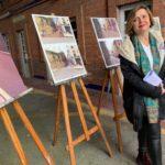 Taboada presenta el proyecto de peatonalización de la calle Paraíso