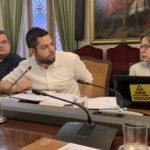 Rubén Rosón pide al PP y Ciudadanos que dejen de atacar con mentiras la marca Oviedo porque están perjudicando la economía local