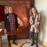 Anabel Santiago se presenta a las elecciones con Somos Oviedo y ocupará el tercer puesto en la candidatura