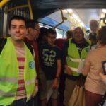 Somos plantea rebajar a 10 euros mensuales el aparcamiento en las plazas de Cinturón Verde a los abonados del transporte público