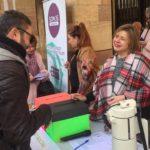 Seis proyectos sociales optan a 6.000 euros de las donaciones del salario de los concejales de Somos Oviedo
