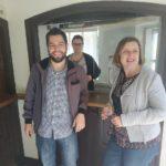 Oviedo reabre la oficina de turismo del Escorialín, que permanecía cerrada por la mala gestión del Principado