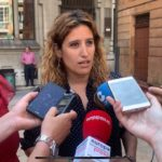 """Anabel Santiago: """"La política revanchista del bipartito ha puesto a Oviedo en el mapa nacional del veto a artistas"""""""