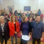 Somos denuncia la pérdida de plazas para bebés en la escuela Dolores Medios por falta de personal