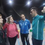 Somos Oviedo/Uviéu se mantendrá vigilante para que se solucionen en plazo las goteras del polideportivo Corredoria Arena