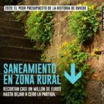 Saneamiento en zona rural