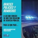 Gracies Policíes y Bomberos