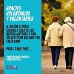 Gracies Voluntarios y Voluntaries