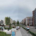 Somos propone habilitar carriles bici en barrios como La Florida para facilitar la movilidad
